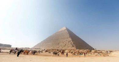 علاقة علم الفلك ببناء الأهرامات