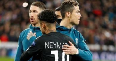 نيمار ينتقل إلى ريال مدريد بوكيل أعمال إسرائيلي