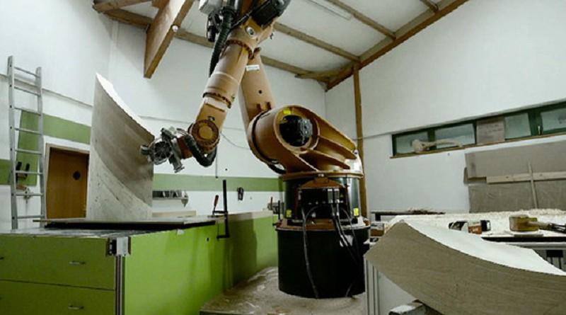 وداعا للجروح.. روبوتات أمريكية تدخل عالم النجارة