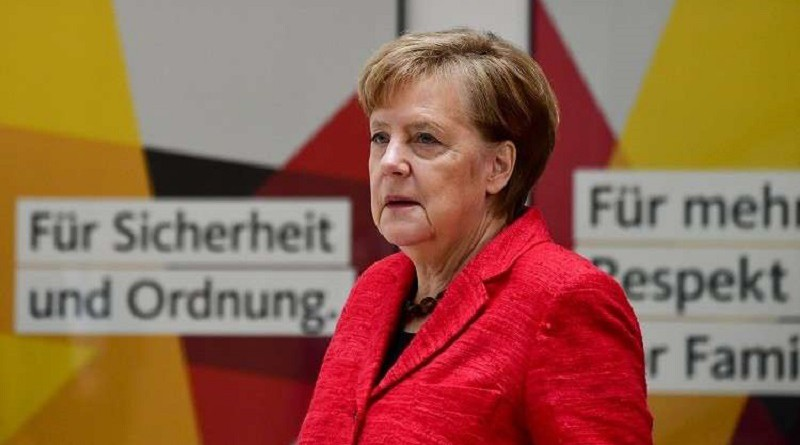 ميركل: أوروبا تواجه تحديات وتحتاج مؤازرة من ألمانيا