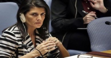 امريكا تقدم مشروعا لقطع المساعدات عن 40 دولة لتصويتها ضد إسرائيل
