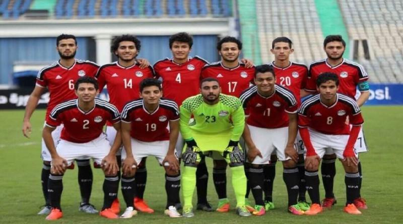 منتخب مصر للشباب يفوز على نيجيريا بهدفين نظيفين وديا