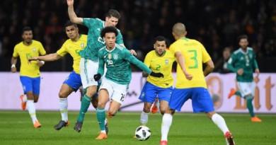 البرازيل ترد اعتبارها امام ألمانيا