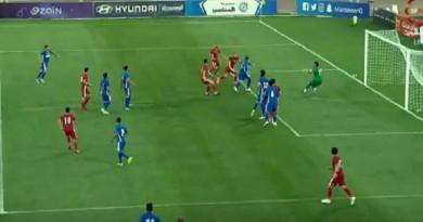 منتخب النشامى يفوز على الأزرق الكويتي