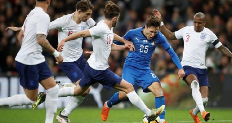 انجلترا تتعادل مع إيطاليا ضمن الإستعدادات للمونديال