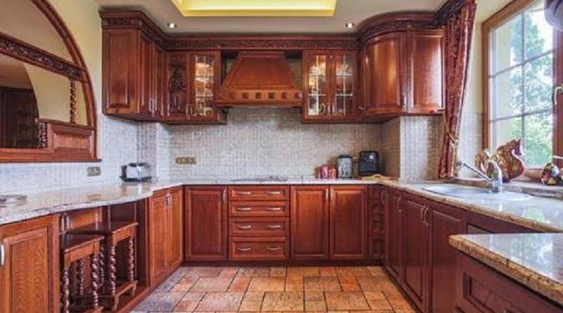 نصيحة لتنظيف سيراميك مطبخك