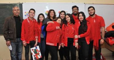 """طلاب Emlyon Casablanca يطلقون مبادرة """"HEART MAKERS"""""""
