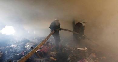 مقتل 3 عمال بحريق في خط للغاز في العين السخنة المصرية