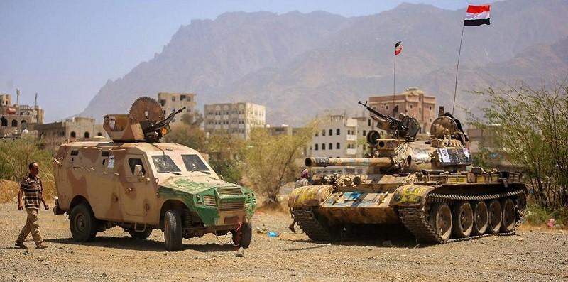 الجيش اليمني: مقتل 20 حوثيا في اقتحام لمديرية أرحب شمال شرقي صنعاء