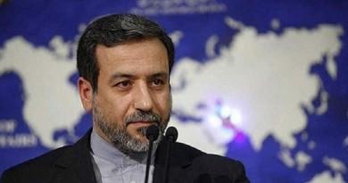 إيران: فرض عقوبات أوروبية جديدة سيؤثر على الاتفاق النووي