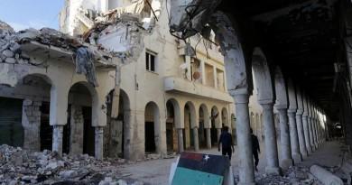 بسبب الحرب.. بنغازي تتطلع لترميم المباني التاريخية