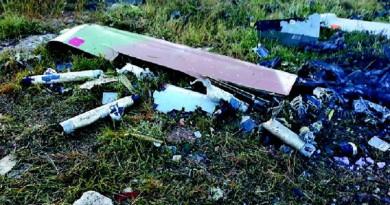 خلل تقني يسقط طائرة استطلاع إسرائيلية في جنوب لبنان