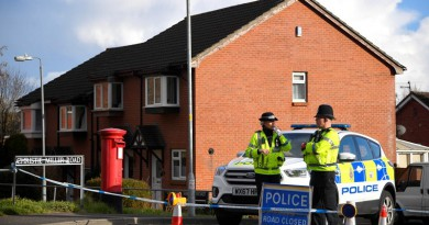 """الشرطة البريطانية تعتقد استخدام غاز الأعصاب """"عمدا"""" لتسميم الجاسوس الروسي السابق"""