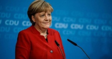 إزالة العقبات في وجه ولاية رابعة لميركل في ألمانيا