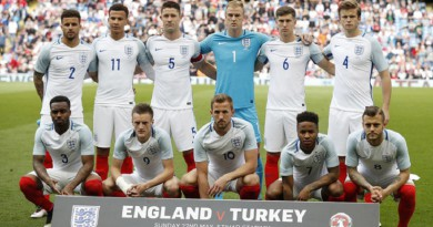 الكشف عن قائد منتخب إنجلترا في كأس العالم