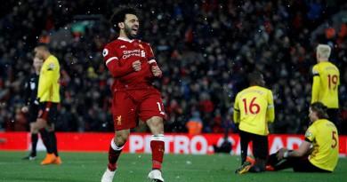 كلوب: محمد صلاح في طريقه أن يصبح أفضل لاعب في العالم