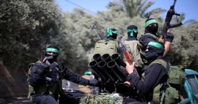 القسام تجري مناورات عسكرية في قطاع غزة