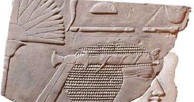 جدارية نادرة في بريطانيا لأقوى ملكات الفراعنة