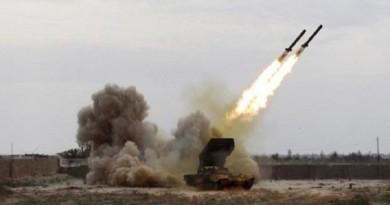 الدفاعات السعودية تدمر صاروخاً باليستياً أطلق باتجاه جازان