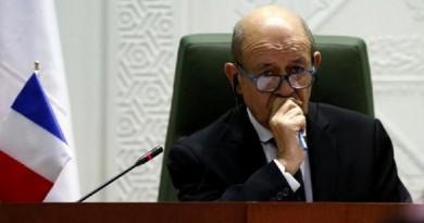 فرنسا: إيران معرضة لعقوبات جديدة ما لم تتصد لقضية الصواريخ الباليستية