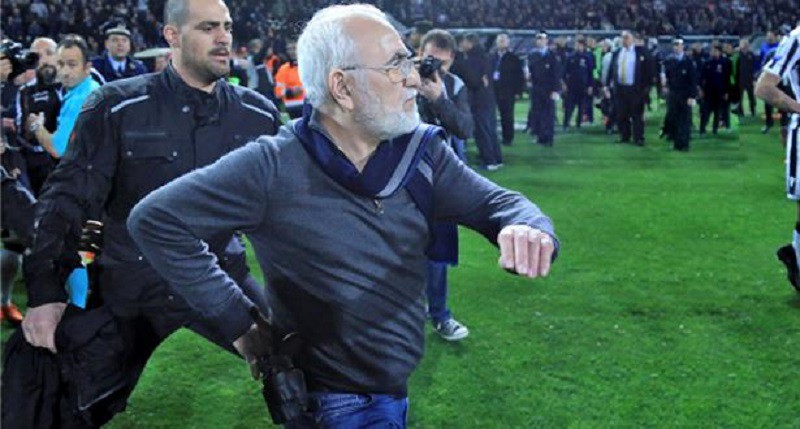 """رابطة الدوري اليوناني تحذر من """"عواقب وخيمة"""" بعد إيقاف البطولة"""