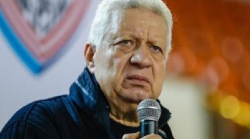 مرتضى منصور: الزمالك يمر بأزمة تاريخية.. ولولا وجودي لتحول النادي مثل العراق
