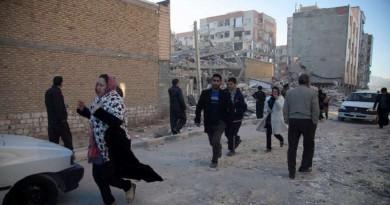 زلزال يضرب غرب إيران يسفر عن إصابة 28 شخصا