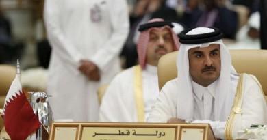 وفد دبلوماسي قطري في السعودية تحضيرا لزيارة الشيخ تميم