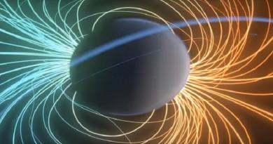 اكتشاف حقل مغناطيسي ثاني للأرض!