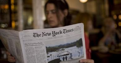 أبرز افتتاحيات الصحف بأمريكا الشمالية