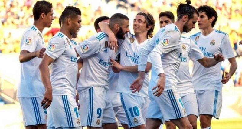 تشكيلة ريال مدريد الرسمية في مواجهة ليجانيس