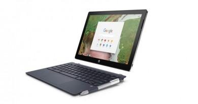 HP تكشف عن أول جهاز لوحي متحول لها HP Chromebook X2 يعمل بنظام Chrome OS