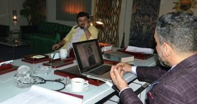 """""""شريف شحاته"""" يبدا تصوير برنامجه الجديد """"البوص"""" أستعدادا للسباق الرمضاني"""