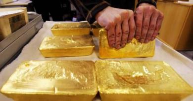 """انخفاض اسعار الذهب عالميا بسبب مخاوف """"الحرب التجارية"""""""