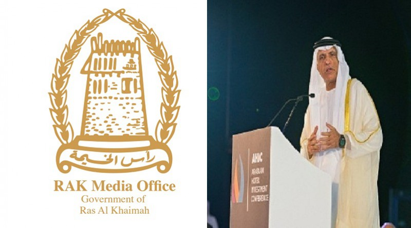 RAS AL KHAIMAH (RAK) Ruler Delivers Keynote Opening Speech to 14th Arabian Hotel Investment Conference