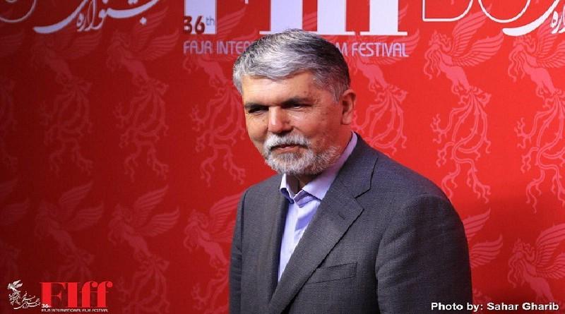 """وزير الثقافة الإيراني ل""""التلغراف"""": يمكن للسينما الإيرانية أن تعزّز السينما العالمية"""
