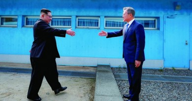 صدمة إيجابية ووعود في قمة الكوريتين وترامب «فخور» بجهوده