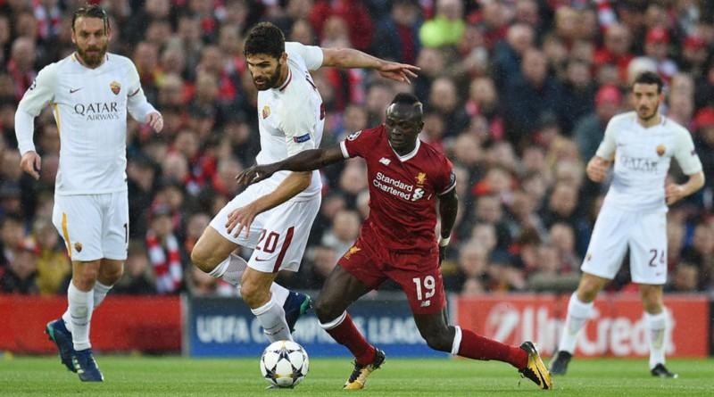 نجوم روما يتوعدون ليفربول برد قاس