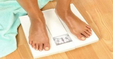 العلاقة بين الوزن وطول العمر