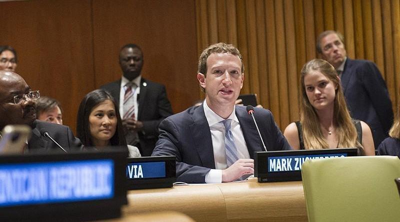 البرلمان الأوروبي يطلب شهادة رئيس فيسبوك
