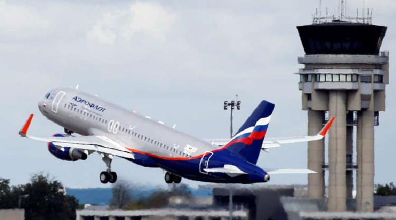 استئناف رحلات الطيران بين موسكو والقاهرة