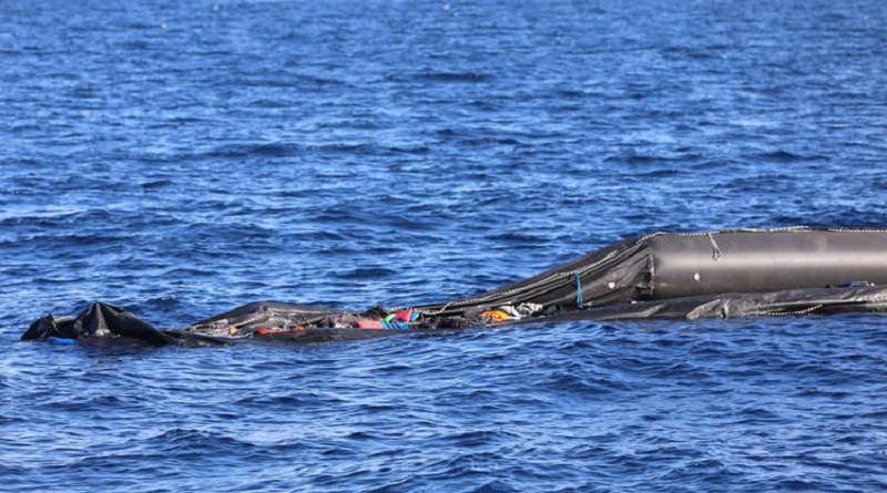 غرق 11 مهاجرا إفريقيا وإنقاذ 83 آخرين قبالة سواحل ليبيا