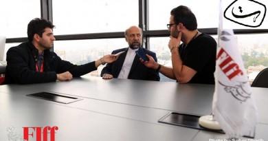 """محمدمهدي حيدريان ل""""التلغراف"""": تاريخ السينما الايرانية يعود الى أكثر من مئة وعشرين عاما"""