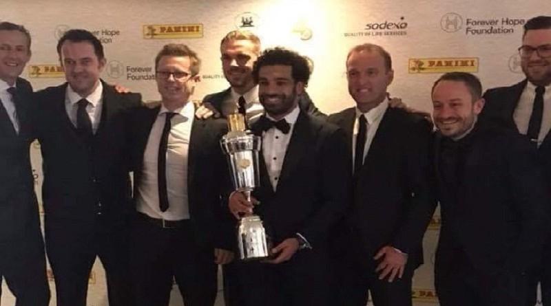 محمد صلاح أفضل لاعب في البريميرليج