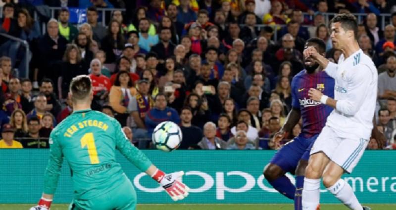 بالفيديو...ريال مدريد يفرض التعادل على برشلونة في كلاسيكو مثير