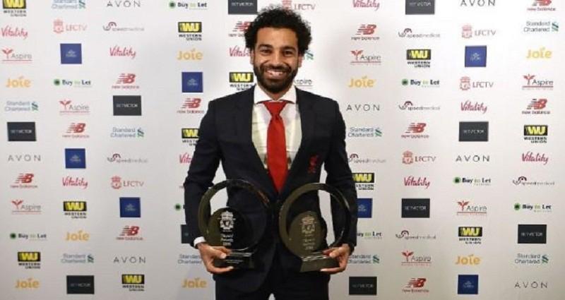 محمد صلاح أفضل لاعب في ليفربول