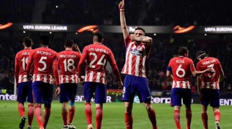 تشكيلة أتلتيكو مدريد في مواجهة أرسنال