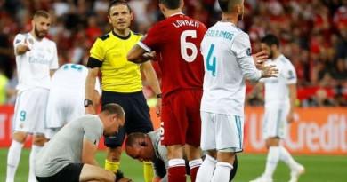 وزير الرياضة المصري يكشف المدة اللازمة لشفاء صلاح