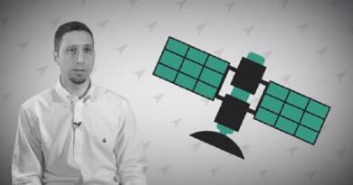 أردني يطلق أول قمر اصطناعي في العالم بتقنية حديثة