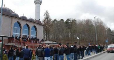 مدينة سويدية تسمح برفع آذان الجمعة من مكبرات الصوت